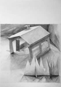 Paper Thin House